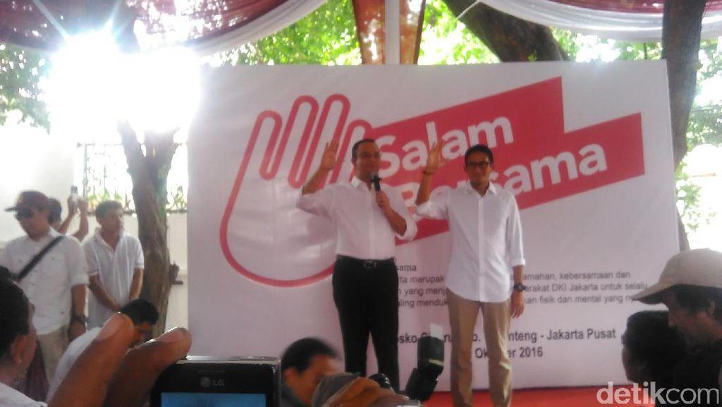 Urutan Terbawah di Survei SMRC, Sandiaga: Ini Jadi Cambuk untuk Kerja