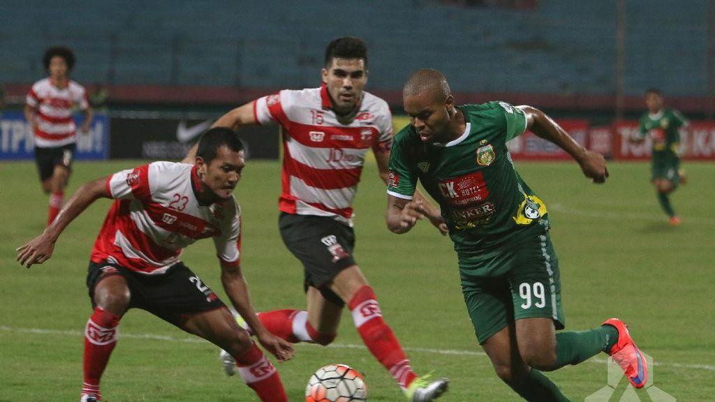 Bhayangkara FC Tanpa Evan Dimas, Madura United Pede Bisa Menang