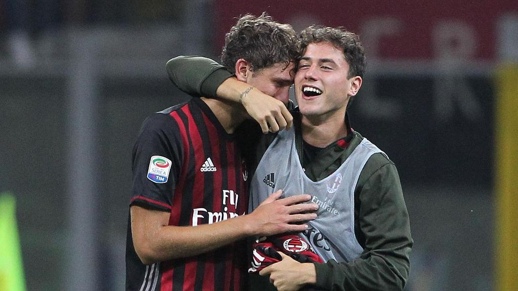 Young Guns Rossoneri Menantang The Old Lady