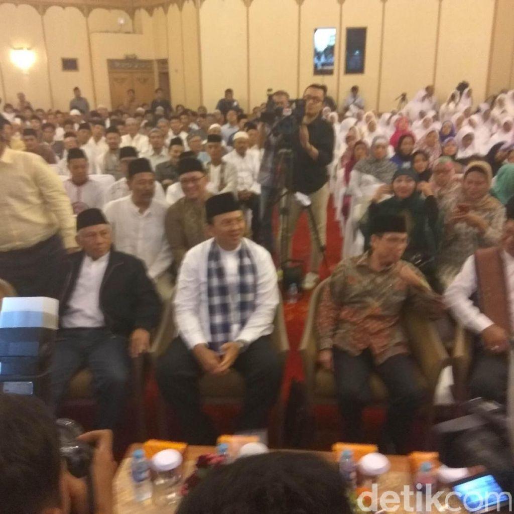Ahok: Sangat Disayangkan Jika Jakarta Rusak Hanya Karena Kursi Gubernur