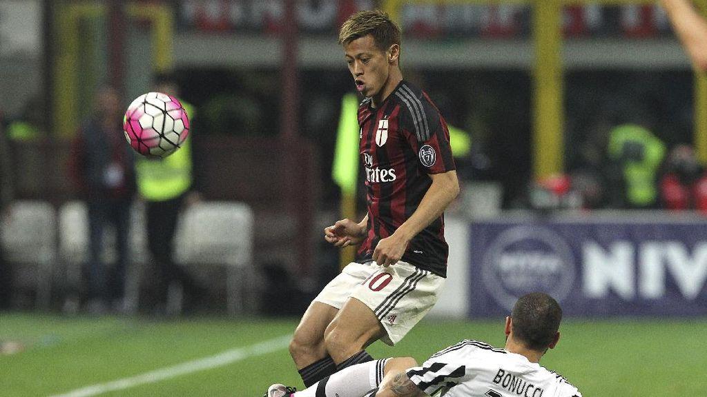 Milan Tak Inferior dari Juventus