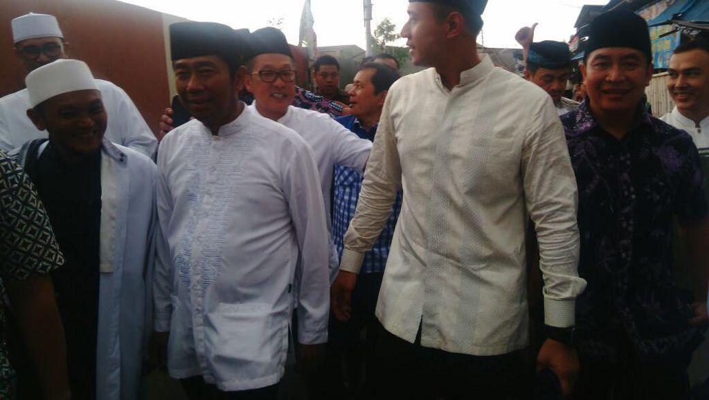 Tahu Ada Agus Yudhoyono, Lulung Jemput Bola ke Masjid Luar Batang