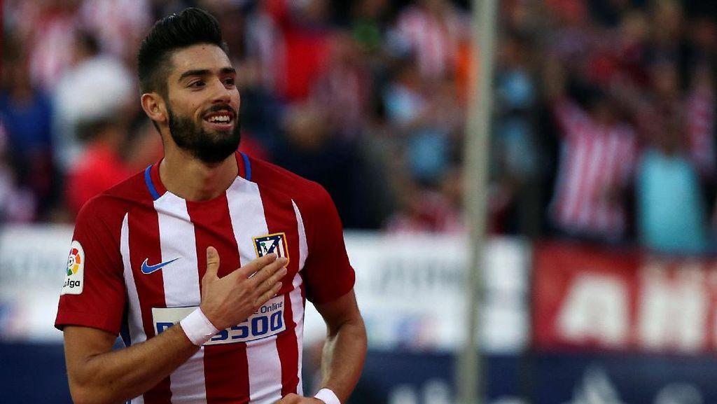Atletico Tambah Kontrak Carrasco Dua Tahun