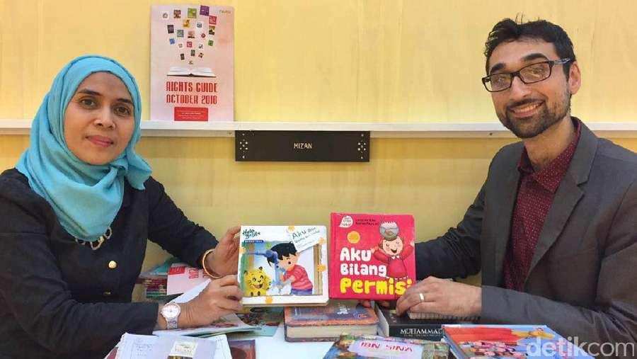 Lagi, Hak Cipta Buku Indonesia Dibeli Penerbit Inggris