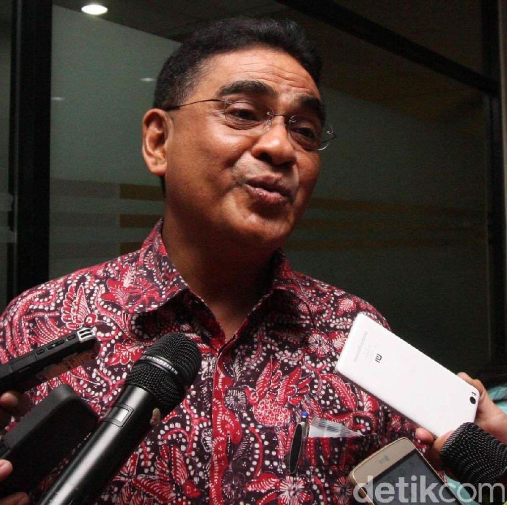 Ketua DPP PDIP Andreas Hugo Diperiksa KPK