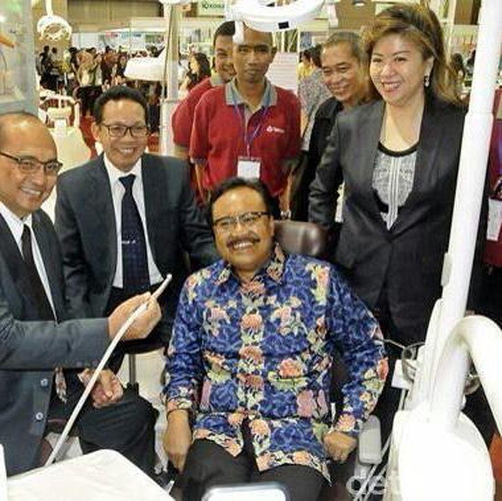 Hadapi MEA, Jawa Timur Kekurangan Dokter Gigi