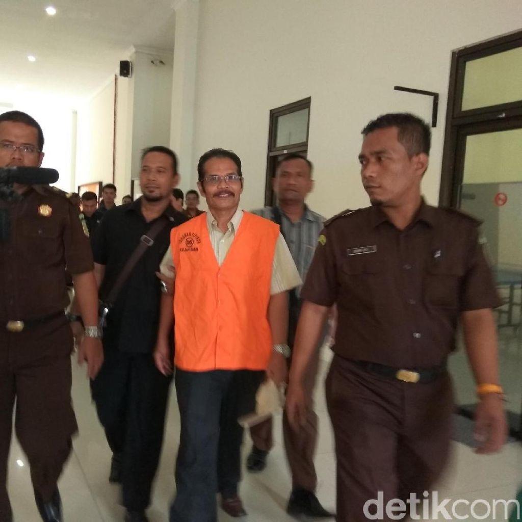 Mantan Sekda Aceh Dieksekusi Kejaksaan Terkait Korupsi Pembangunan Pendopo