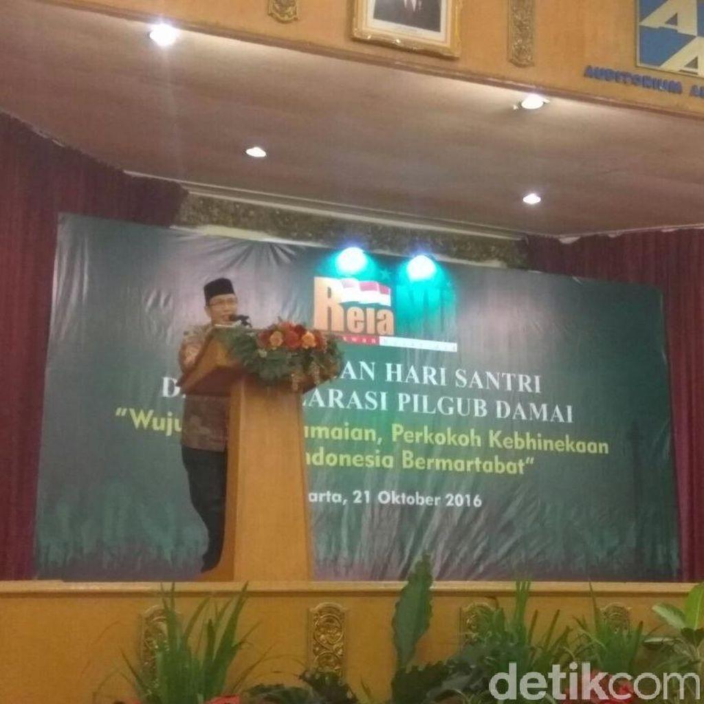 Dewan Masjid Indonesia: Jangan Hancurkan Kebhinekaan Hanya Karena Kekuasaan