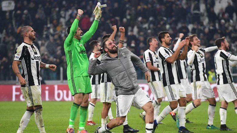 Juventus berhasil Sempurnakan Paruh Awal Musim Mereka