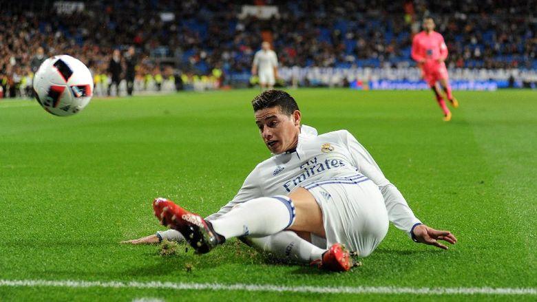 James Rodriguez Tidak Perlu Pembuktian Untuk Bertahan di Madrid