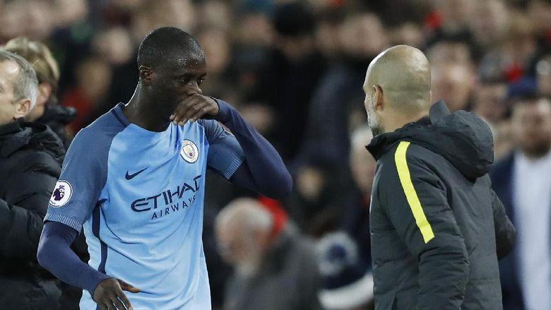 Guardiola Marah Kepada Manchester City Yang Sedang Anjlok