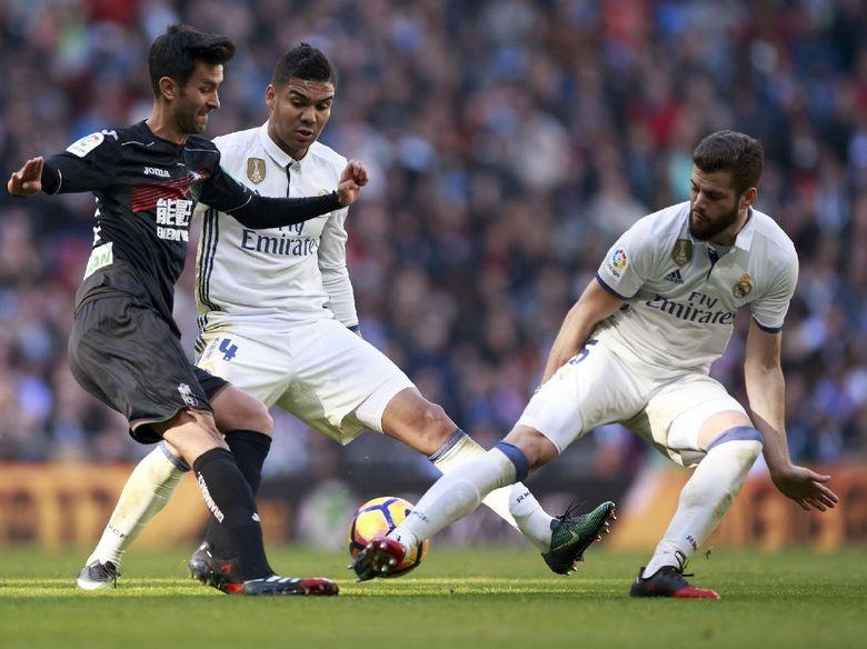 Real Madrid Akan Pecah Rekor Apabila Juara Musim Ini