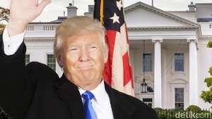 Pelantikan Donald Trump