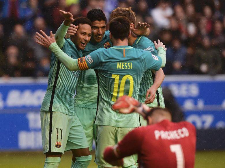 Kesan Pertama Neymar Pada Pertama Kali ke Barcelona