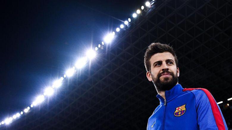 Pique Kembali Berikan Komentar Pedas ke Petinggi Real Madrid