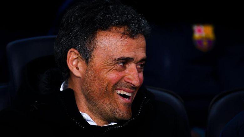 Enrique Merasa Terpuaskan Dengan Kemenangan Barcelona