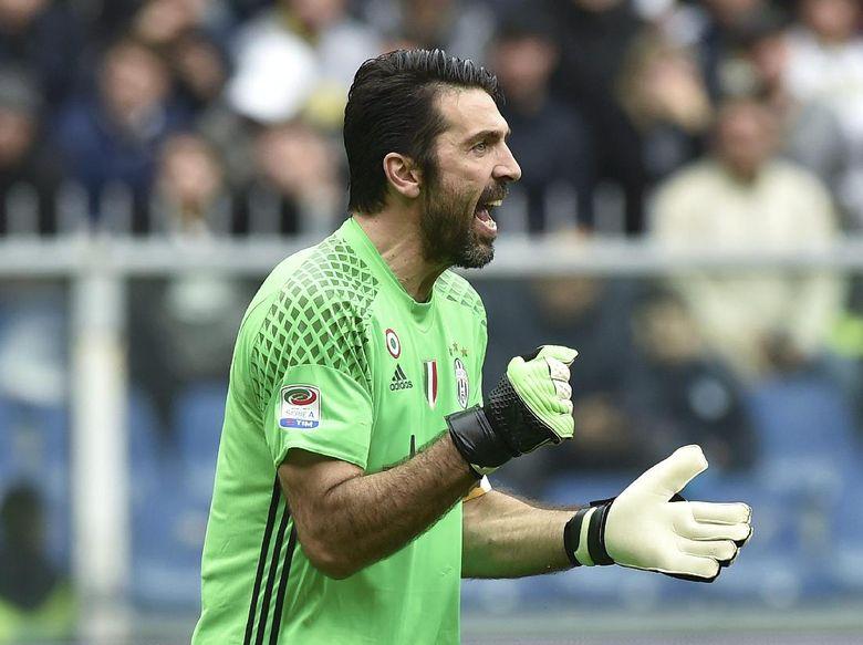 Buffon Akan Bahagia Apabila Juve Juara Liga Champions