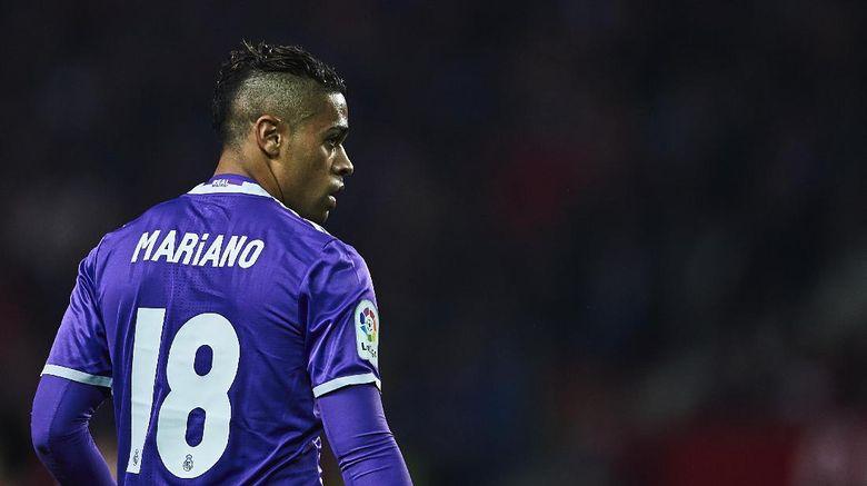 Lyon Sangat Berharsrat Untuk Datangkan Mariano Dari Madrid