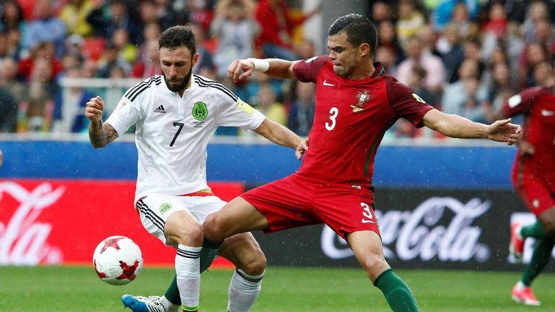 Portugal Raih Posisi Tiga di Piala Konfederasi 2017