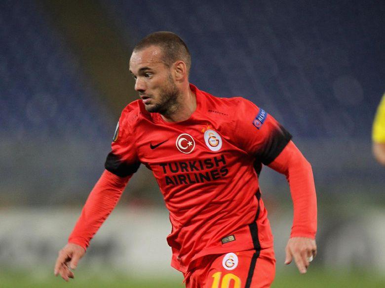 Sneijder Diisukan Akan Segera Pindah ke Sampdoria