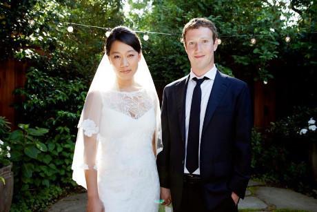 Image of Nyonya Zuckerberg, Anak Pengungsi yang Jadi Istri Miliarder