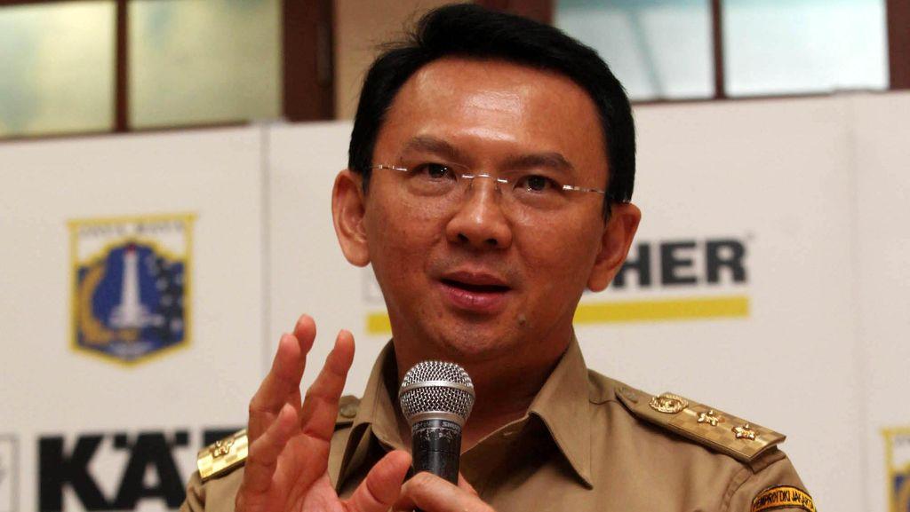 Ahok Setuju RUU 'Pengampunan Koruptor' Asal Berani Pembuktian Harta Terbalik