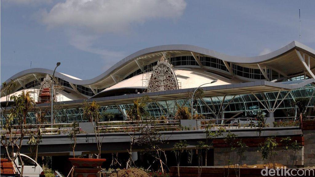 Bandara Ngurah Rai Ditutup Sampai 21.50 Wita, Ada Pemeliharaan Runway
