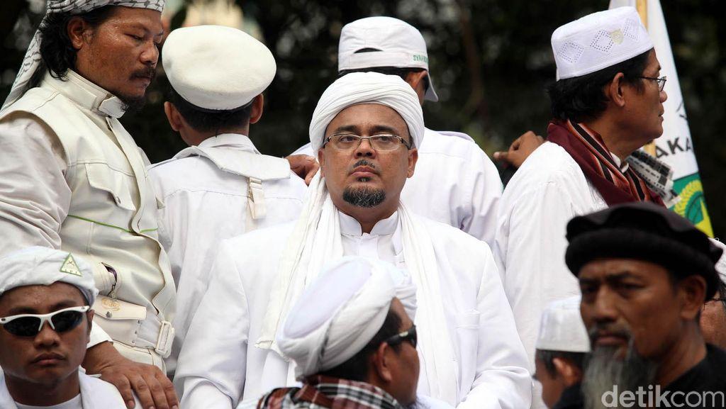 Soal Sampurasun, AMS Hanya Ingin Tokoh FPI Rizieq Shihab Minta Maaf