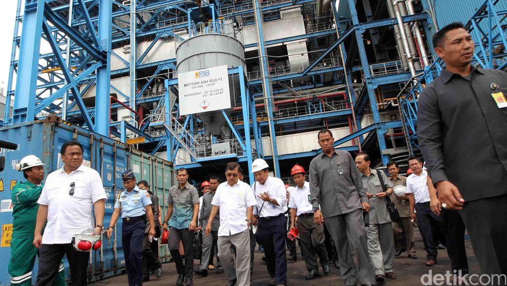 Seluk Beluk PLTU Berkapasitas 3x330 MW yang Terbakar di Indramayu
