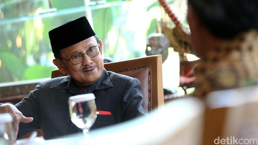 Surat Habibie kepada Jokowi yang Minta Eksekusi Mati Zulfiqar Ditunda