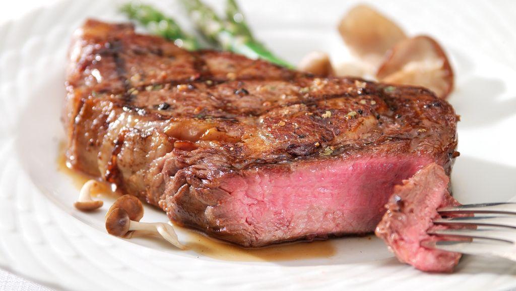 Tak Doyan Daging? Studi Ungkap Diet Tinggi Protein Sehatkan Jantung, Lho
