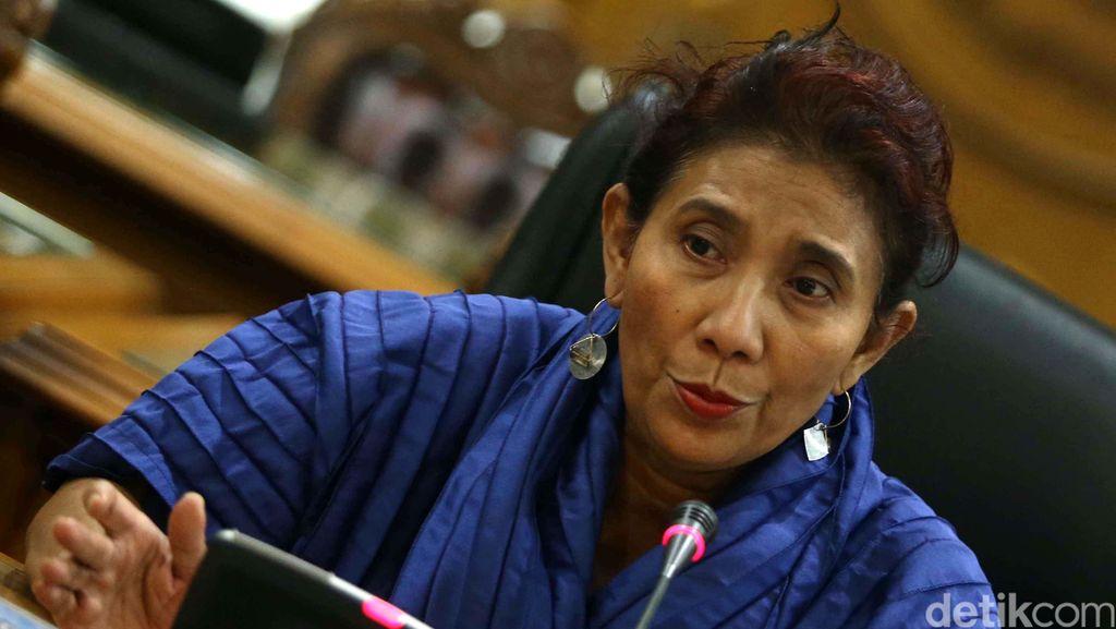 Kemarahan Menteri Susi dan Bukti Nyata Permainan Kuota Impor Garam