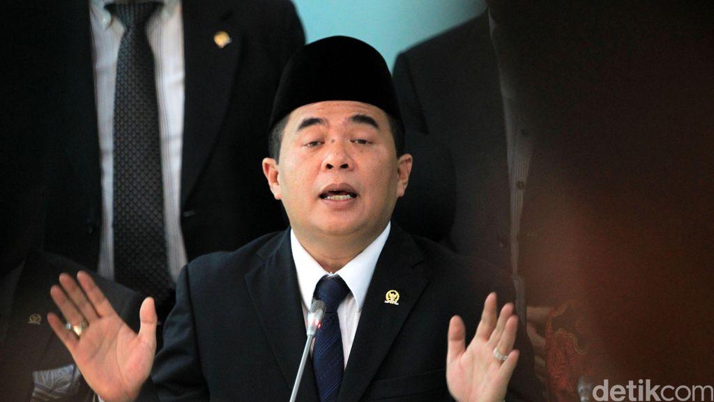 Ketua DPR: Ada Komitmen dengan Pimpinan KPK Lama Soal Revisi UU