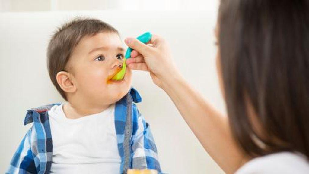 Soal Pemberian Makanan pada Bayi, Begini Standar Emasnya
