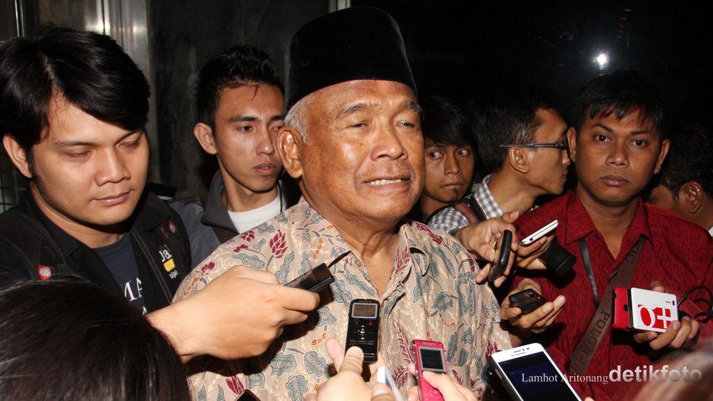 Ruki: KPK Setuju dengan Presiden yang Menolak Revisi UU 30/2002