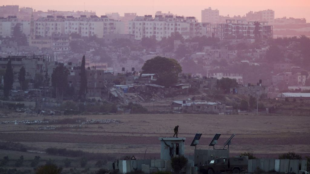 5 Anggota Hamas Ditangkap Terkait Pembunuhan Suami-Istri Israel