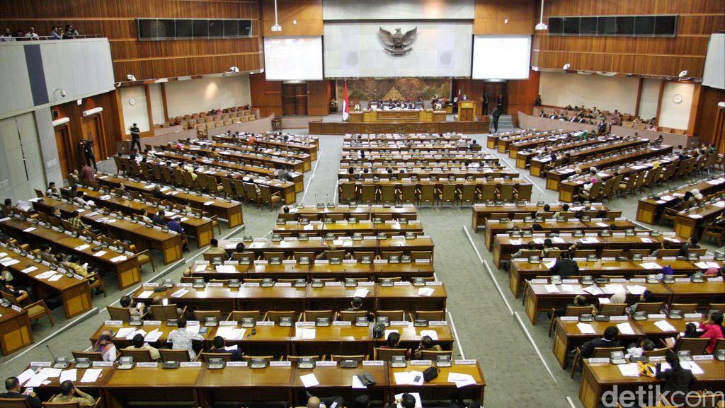 RUU 'Ampuni Koruptor' Diusulkan PDIP-Golkar-PKB-PPP