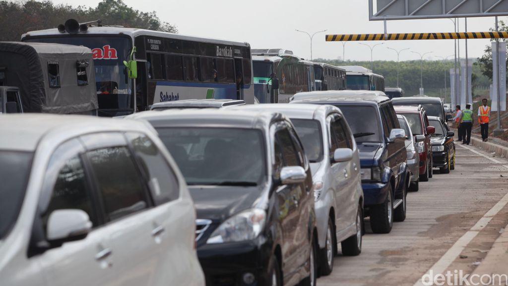Ini Pilihan Rute Mudik Jawa Barat-Jawa Tengah