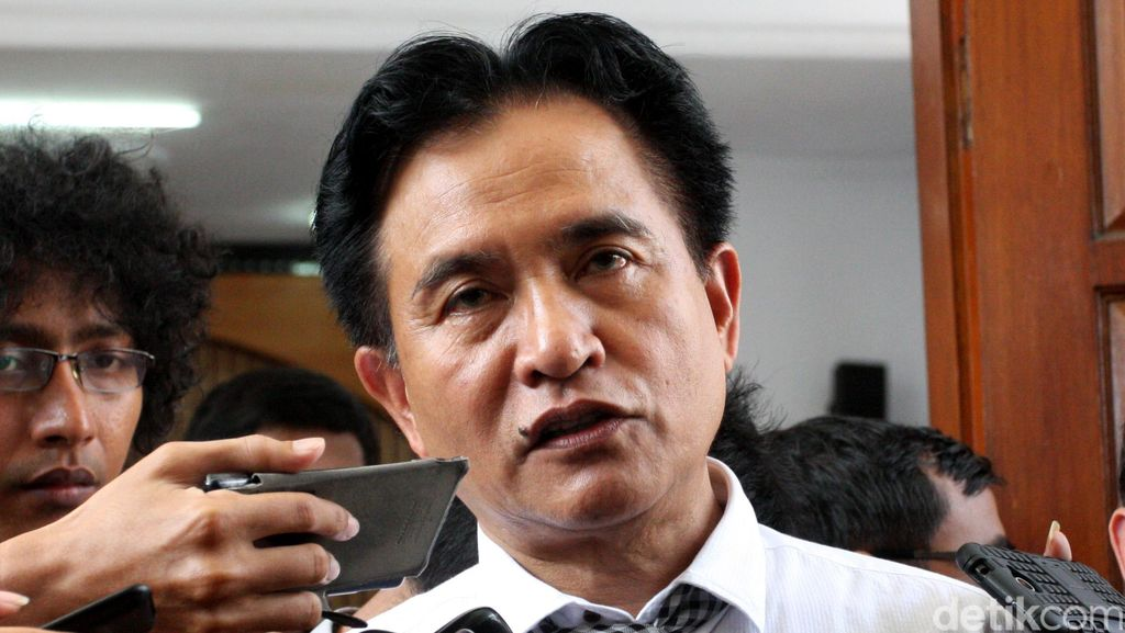 Dahlan Menang Praperadilan, Yusril: Tak Bisa Dibanding Atau Kasasi Lagi