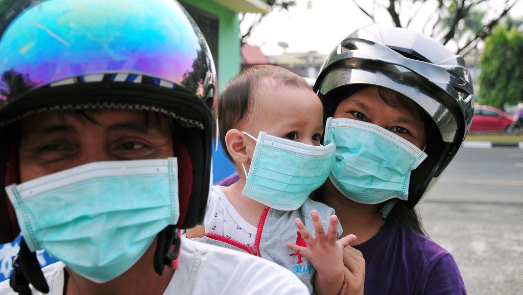Pakai Masker Bukan Jaminan Tubuh Terlindung dari Polusi Udara