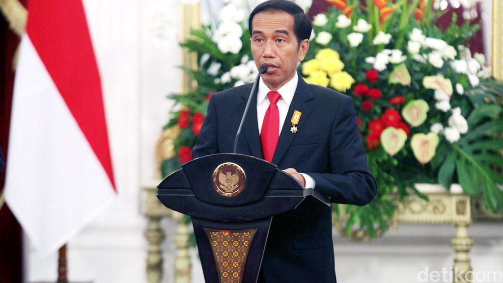 Jokowi Takkan Lemah Hukum Meski Pasal Penghinaan Presiden Tak Ada