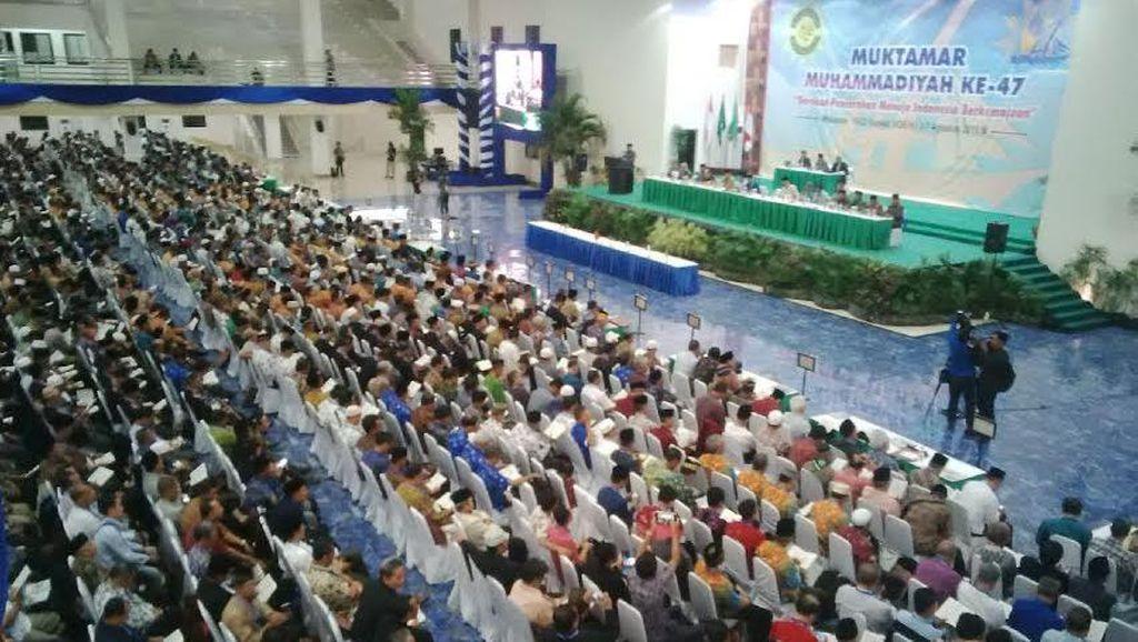 Gus Mus: Salut Setinggi-tingginya kepada Muktamar Muhammadiyah