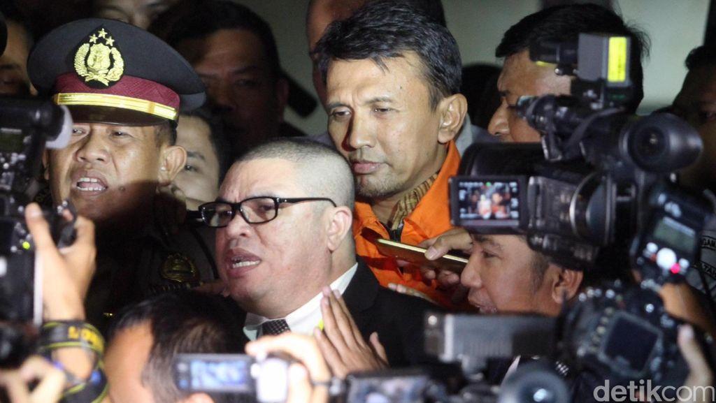 Mengapa Gubernur Gatot Pilih Digarap KPK Ketimbang Kejagung?