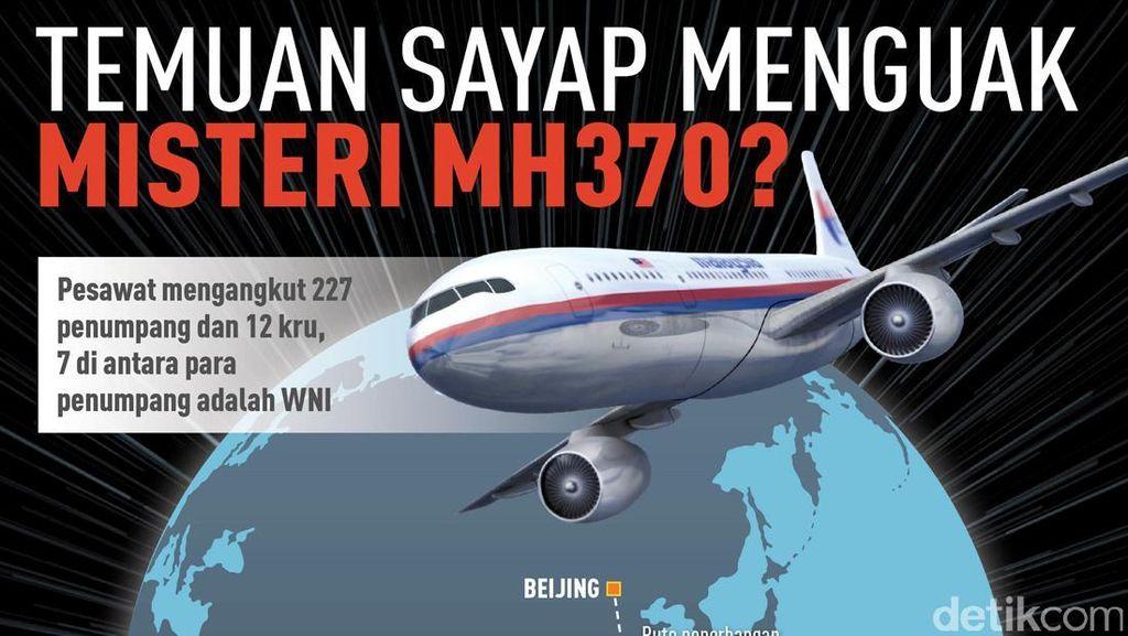 Temuan Puing di La Reunion dan Harapan Menguak Misteri MH370