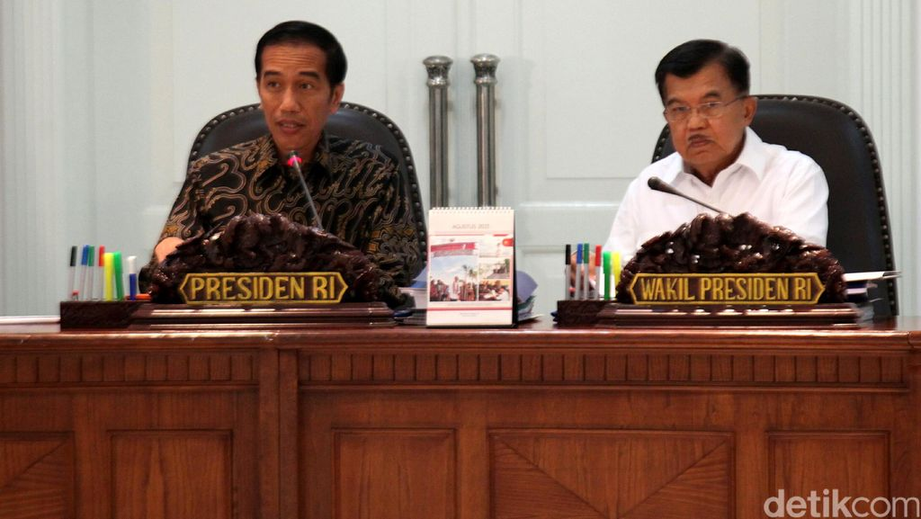 Jokowi Siapkan Draf Keppres Kepala Staf Presiden, Belum Ada Nama