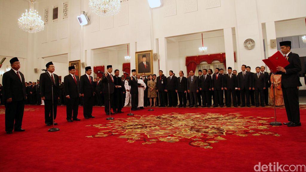 Presiden Perlu Menghukum Menteri yang Suka Bikin Gaduh