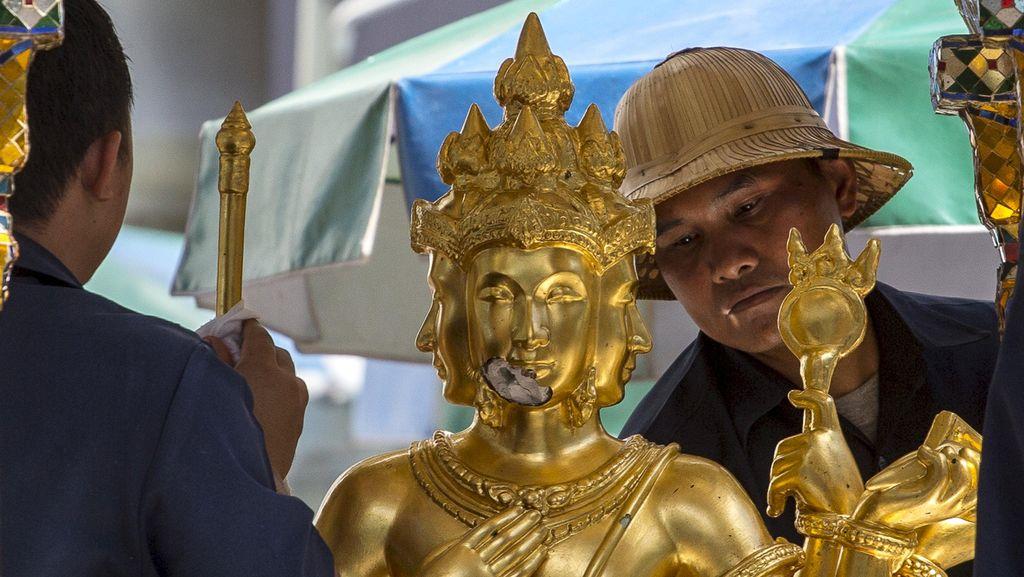 Thailand Curigai Bom Bangkok Terkait Sindikat Penyelundup Manusia