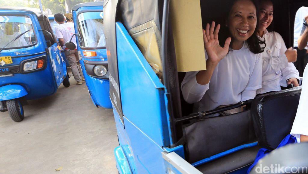 Soal Penggeledahan Pelindo II, Menteri Rini: Jangan Buat Khawatir BUMN