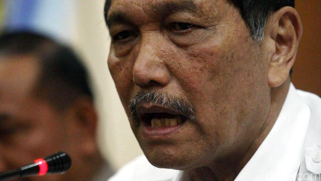 Menko Luhut Yakin Demo di Malaysia Tak akan Pengaruhi TKI dan Ekonomi RI