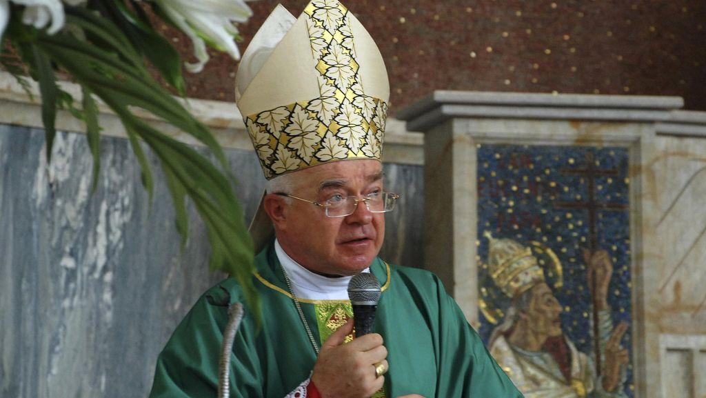 Bekas Uskup Vatikan Tewas Sebelum Diadili Atas Kejahatan Seks Anak